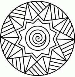 color mandala free printable mandalas for best coloring pages for