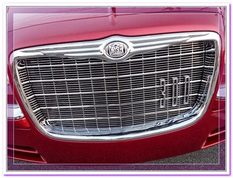 Custom Grills For Chrysler 300 chrysler 2015 custom chrysler 300 grills