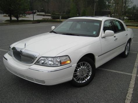 Car Tier Warren 2003 lincoln town car pictures cargurus