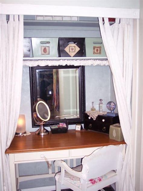 Closet Vanity Ideas by Best 25 Vanity In Closet Ideas On Closet