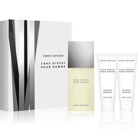 issey miyake pour homme gift set perfume malaysia com