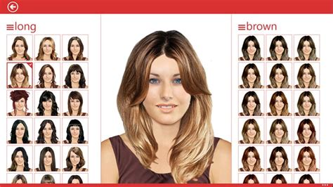 Change Hairstyle App by Hair Stylist Windows Apps On Microsoft Store