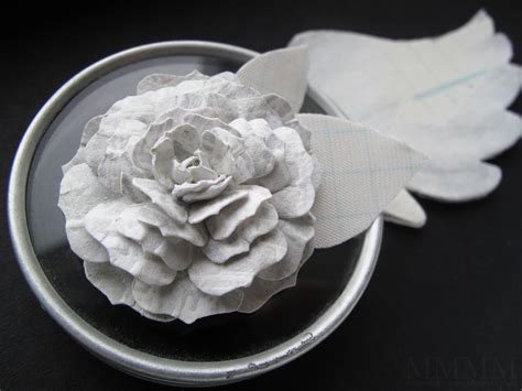 3d paper flowers template mel stz a study in white two 3d flower templates