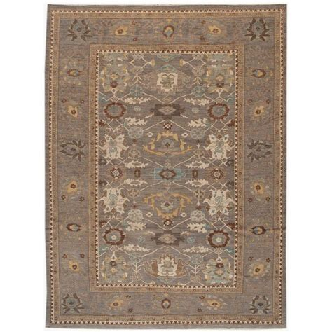 Great Rugs by Great Looking Sultanabad Rug For Sale At 1stdibs
