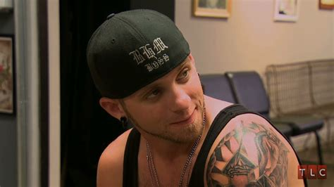 brantley gilbert tattoos from hell to heaven ny ink