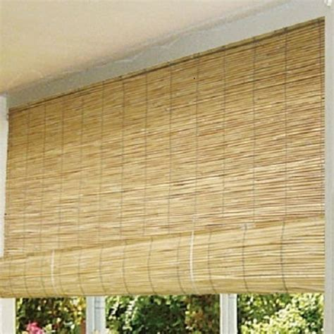 bamboo shades for patio blinds outdoor patio bamboo wood free real