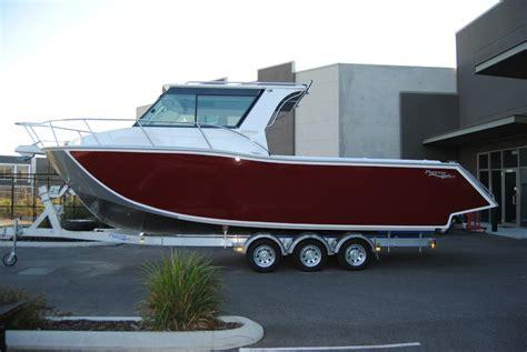 new boat hulls for sale new preston craft 8m mirage tri hull power boats boats