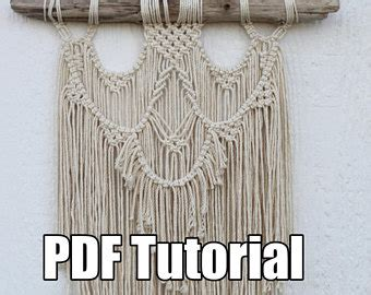 Macrame Pdf - knotted bracelet photo tutorial pattern pdf pink green jewelry
