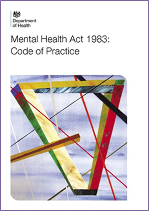 section 140 mental health act revised mental health act code of practice ashtons
