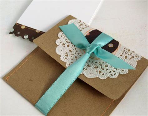 Handmade Envelope - 25 best ideas about handmade envelopes on