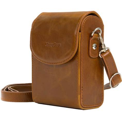 nikon cases megagear protective leather for nikon coolpix