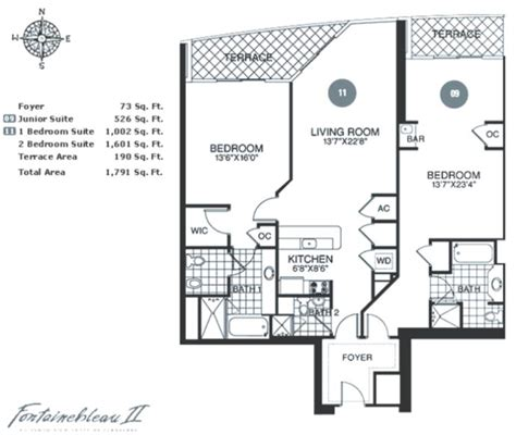 fontainebleau floor plan fontainebleau ii miami beach condo miami florida 4441