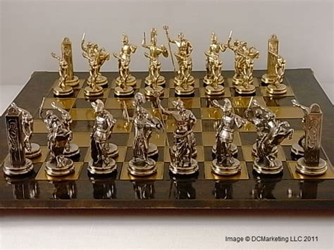 theme chess sets metal themed chess sets high quality