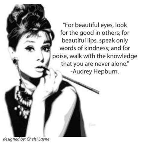audrey hepburn on beauty etched in tin