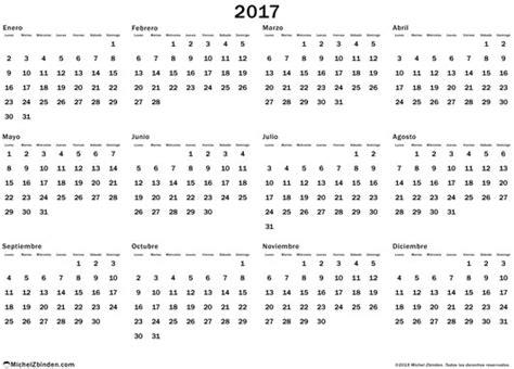 Calendario 2017 España Calendario 2017 Para Imprimir 187 Nağberr