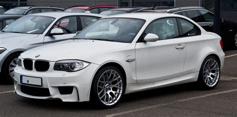 Wiki Bmw 1er M Coupe by Fitxer Bmw 1er M Coup 233 E82 Frontansicht 1 Juni 2013
