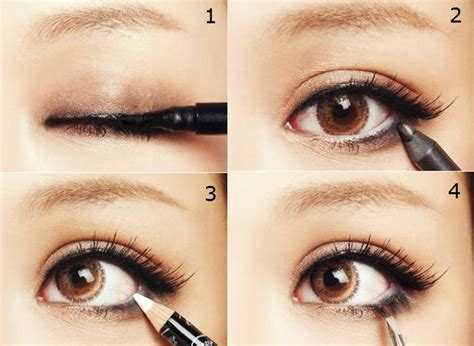Eye Liner how to apply eye liner according to your eye shape eye
