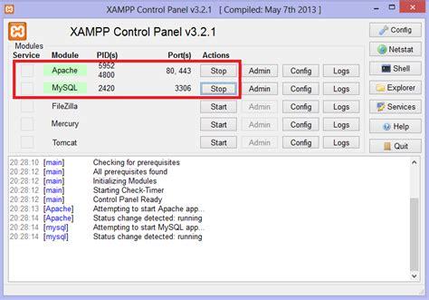 tutorial membuat blog di localhost menggunakan xp tutorial instal joomla 3 3 di localhost menggunakan xampp