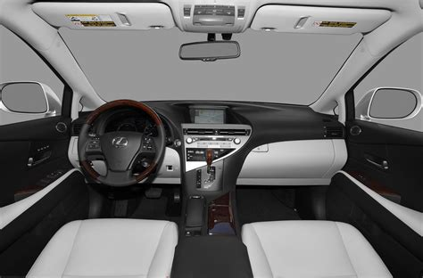 lexus suv inside 2010 lexus rx 450h price photos reviews features
