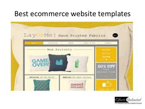 premium ecommerce templates best ecommerce website templates