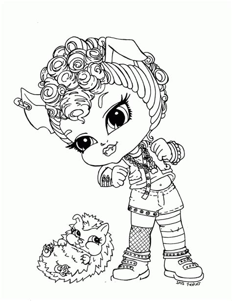 little monster high coloring pages monster high gillington little coloring pages monster