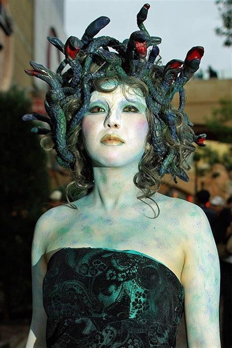 medusa hair costume medusa halloween makeup idea creative ads and more