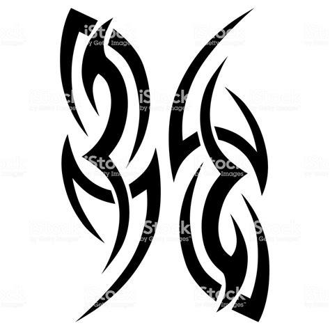 tribal tattoo vectorial tribal vector design simple tribal symbol