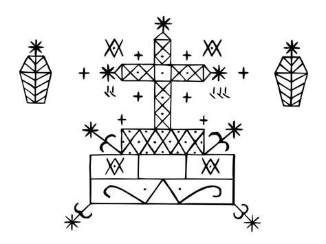 hatian voodoo veve symbols meaning new orleans religion haitian loa baron samedi