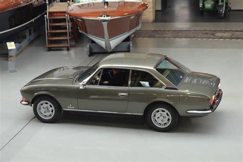 Peugeot 504 Coupe V6 Pininfarina Classic Remise I