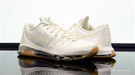 Foot Locker 200 Giveaway - nike kd 8 ext white gum foot locker blog