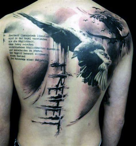 hidden tattoos for men 12 unique back tattoos for picnic