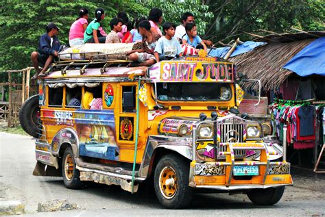 philippines jeepney philippines adventurers at heart
