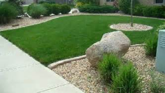 colored rocks for landscaping landscape design ideas with pebbles