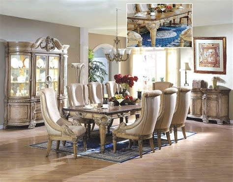 9 Piece Dining Room Sets by Formal Dining Furnishings Modern And Contemporary Dining