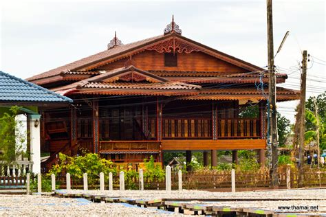 House Plans Websites by Wood House Tha Mai
