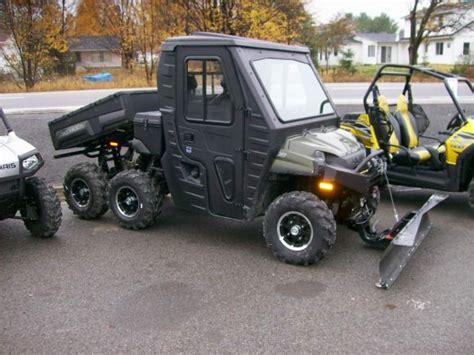 2016 Polaris Ranger 6x6 800 Efi Side By Side by Polaris 6x6 Ranger 1000cc Autos Post