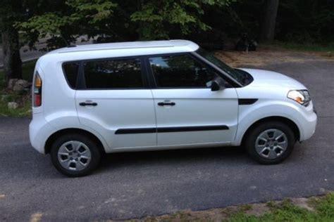 Kia Soul 2011 Mpg Purchase Used 2011 Kia Soul Hatchback 4 Door 1 6l 5 Speed