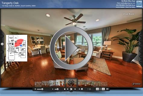 Virtual Home virtual tour of home rtv inc