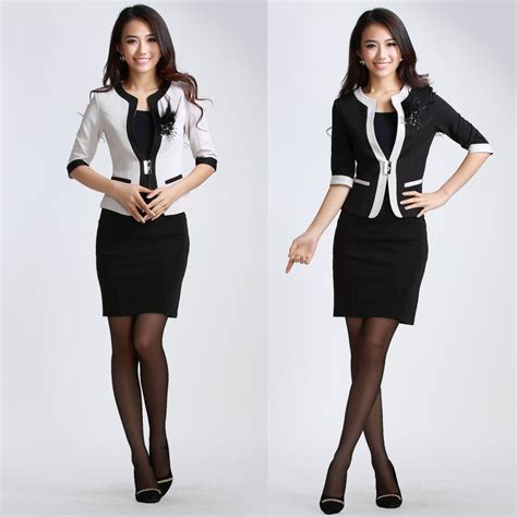 office fashion ladies pinterest book of womens uniform dresses in singapore by olivia