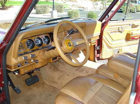 jeep wagoneer interior 1000 images about jeeps on jeep scrambler