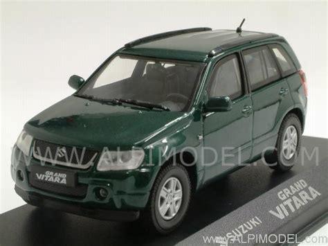 Suzuki Green Rietze Suzuki Grand Vitara Green Metallic 1 43 Scale Model