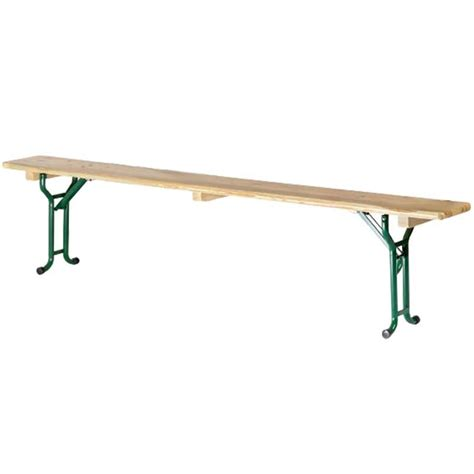 Table Banc Brasserie by Bancs Brasserie 200x25cm Pi 233 Tement