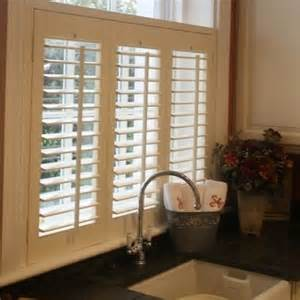 kitchen window shutters interior kitchen friendly window treatments window the pretty