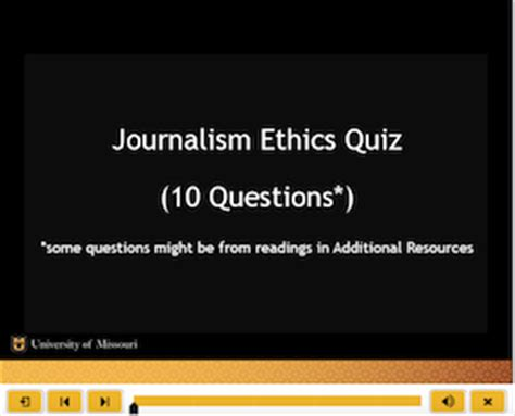 Journalism Code Of Ethics by Schooljournalism Org Journalism Ethics