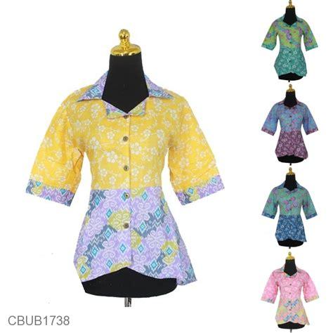 Sarung Bantal Kursi Set Batik Tulis Kembang Abang blus batik tanggung motif songket kembang blus lengan tanggung murah batikunik