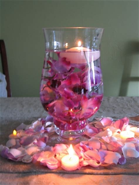 Hurricane Vase Centerpiece by 8inch Optic Hurricane Candle Holder 4pcs