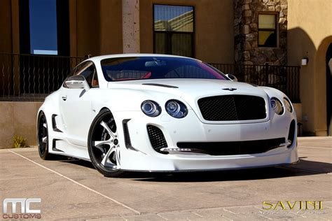 modified bentley modified bentley continental limited edition by mc custom
