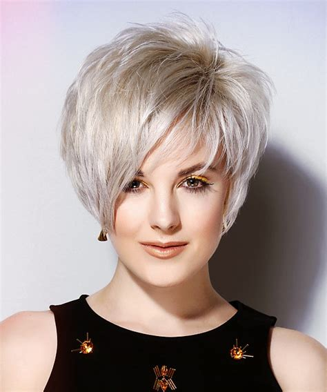 haircuts for gray straight hair 16 attractive short hairstyles for women 2016 2017