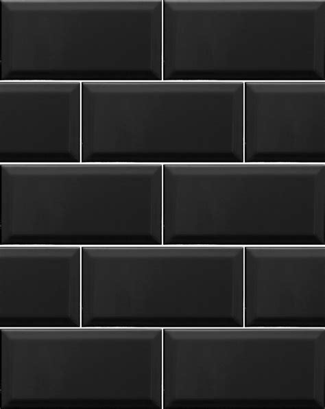fliese schwarz metro black wall tiles kitchen tiles direct