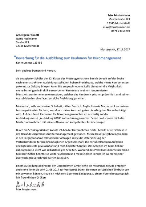 initiativbewerbung bank kaufmann kauffrau f 252 r b 252 romanagement bewerbung net